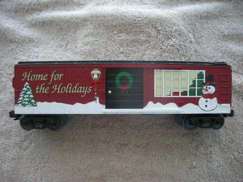2000 DPA Christmas Boxcar
