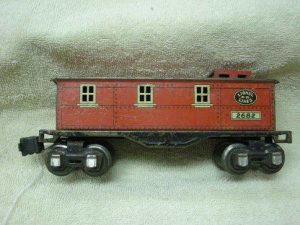 2682 Caboose Type 1