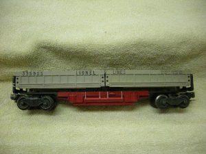 3359 Lionel Line Double Dump Car