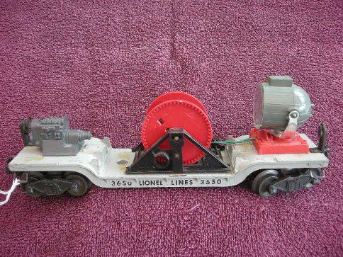 3650 Searchlight Car Type 1
