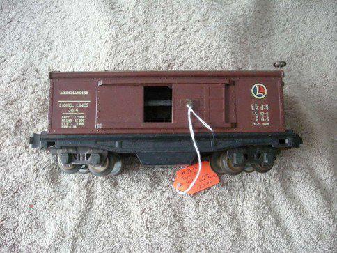 3814 Merchadise Car Type 2