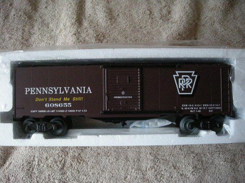 47003 Pennsylvania Boxcar