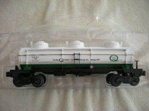 47107 Quaker State Three Dome Tank Car
