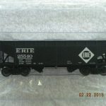 47173 Erie 2 Bay Hopper Car