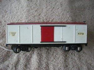 478 Boxcar