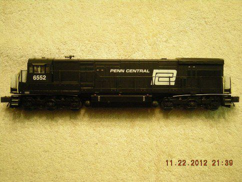 48193 Penn Central U33C Diesel Engine