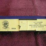 48318 A. C. Gilbert Boxcar