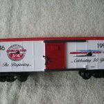 48324 50th Anniversary Boxcar