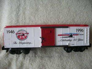 48324 50th Anniversary Boxcar