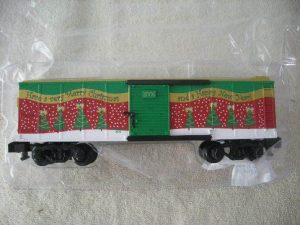 48363 2006 Christmas Boxcar