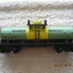 48407 Gilbert Chemicals Tank Car