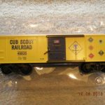 48835 Cub Scout Boxcar