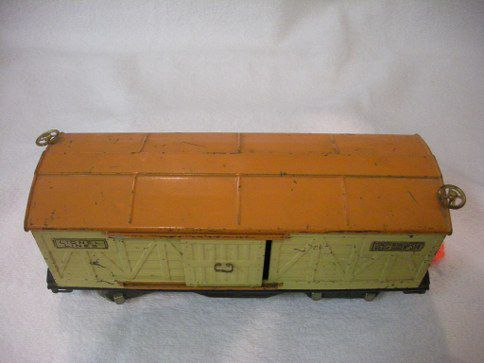 514 Lionel Lines Boxcar Type 1
