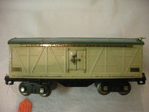 514R Refrigerator Car Type 1