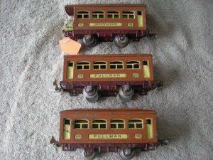 529, 529 & 530 3 Car Passenger Set Type 4