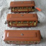 529, 529 & 530 3 Car Passenger Set Type 4