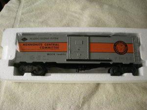 53 R&M Boxcar