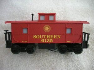 6135 Southern Caboose