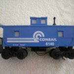 6140 Conrail Lighted Caboose