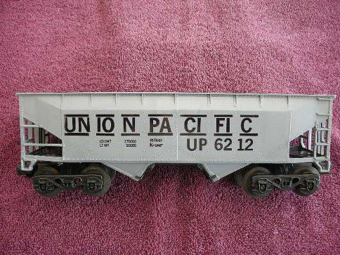 6212 Union Pacific Hopper