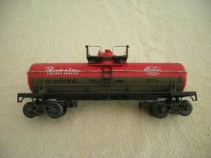 6348 NYC Pacemaker Single Dome Tank Car