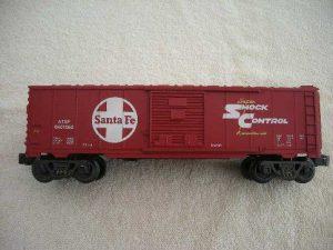 640-1060 AT&SF Boxcar