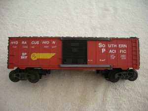6417 Southern Pacific Boxcar
