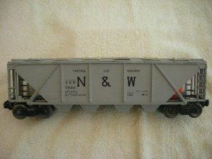 6446 Norfolk & Western Covered Hopper Car Type 1