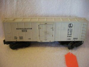 6472 Refrigerator Car Type 1