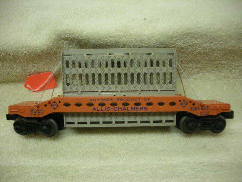 6519 Allis Chalmers Car Type 2