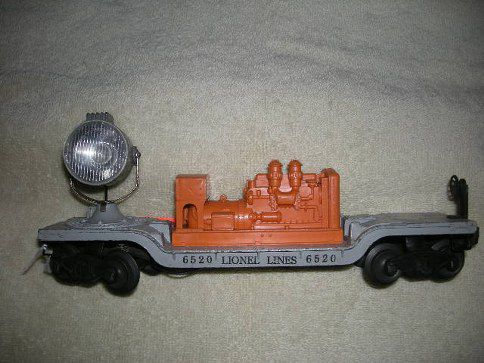6520 Search Light Car Type3