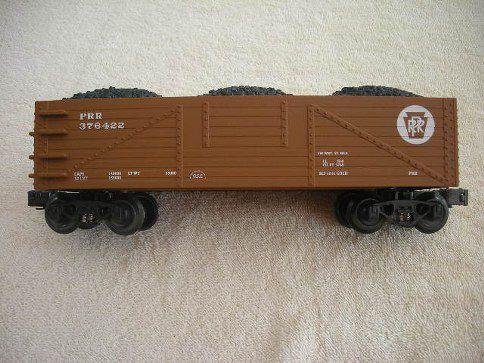 653-1891 PRR Gondola w/Coal Load