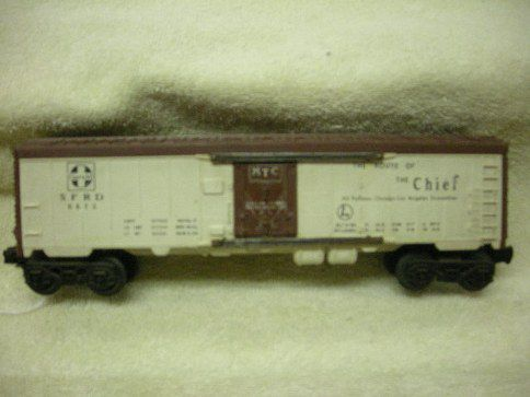 6672 Boxcar Type2