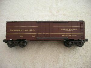 7508 Pennsylvania Express Mail Car