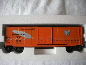761-2171 Western Pacific Boxcar