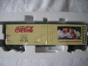 762-5106 Cola Cola Scale Woodsided Reefer