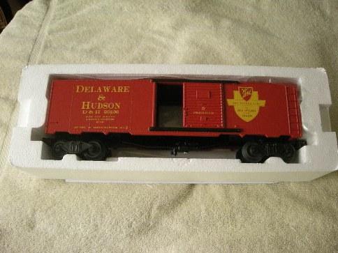87 D&H Boxcar