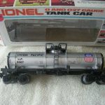 9367 Union Pacific Single Dome Tankcar