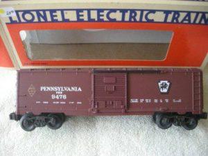 9476 Pennsylvania Boxcar