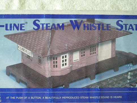 103 Steam Whistling Station