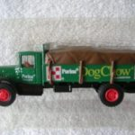 1042A Purina Dog Chow Truck with Tarped Load