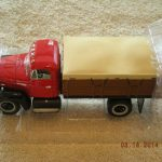 19-3917 International R Series Grain Truck