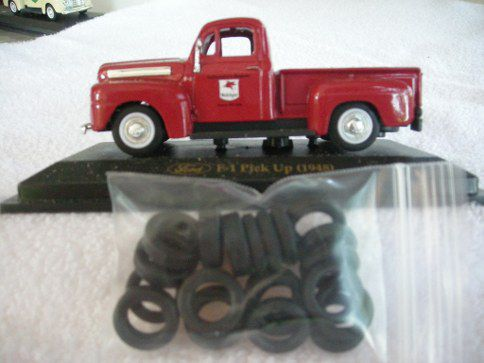 1948-01 Mobil Gas Ford Pick-up
