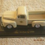 1948IC Illinois Central Railroad Ford Pick-up
