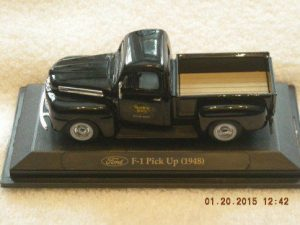 1948RDG2 1948 Ford Reading Lines F-1 Railroad Pickup Truck