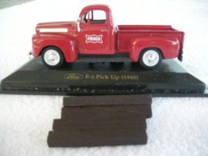 1948SLSF Frisco Railroad Ford Pick-up