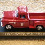 1955-14 1955 Chevrolet Mobil Oil Pickup