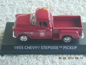 1955-16 1955 Chevrolet Firestone Pickup Truck