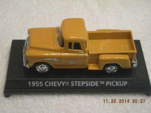 1955-34 1955 Chevrolet Clark Pickup Truck