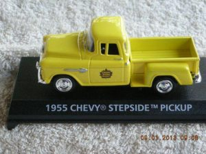 1955CN 1955 Chevrolet Canadian National Railroad Pickup Truck